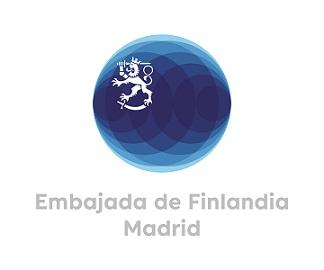 Logo de la Embajada de Finlandia en Madrid