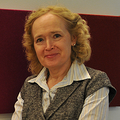Jaana Husu-Kallio, Permanent Secretary at the Finnish Ministry of Agriculture and Forestry