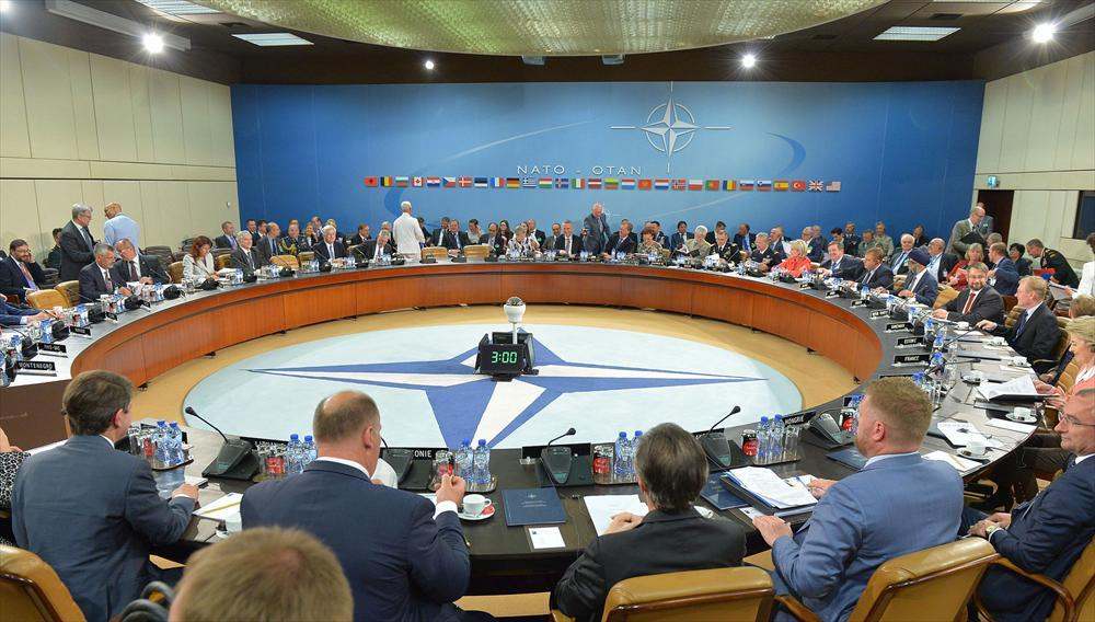 NATO Defence Ministers' Meeting. Photo: NATO