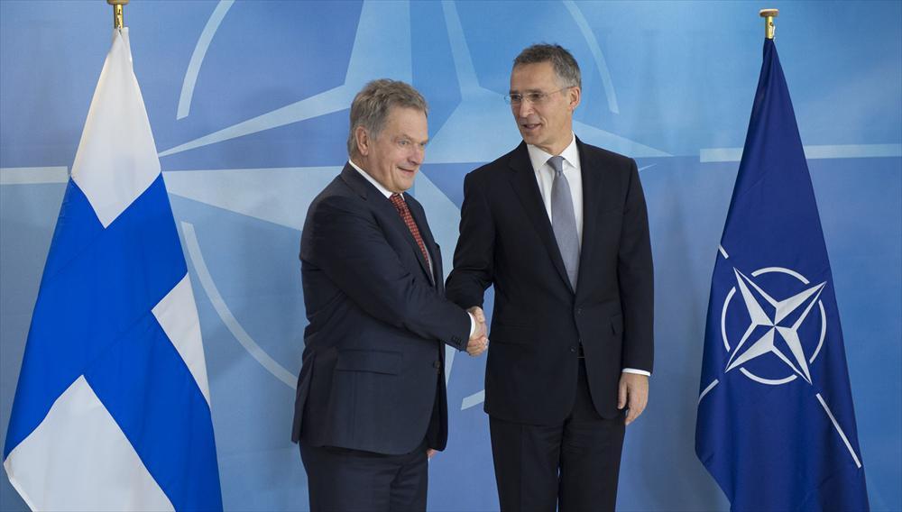 Suomen turvallisuus ja Nato - Suomen erityisedustusto Natossa